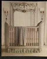 RESTORATION HARDWARE 2014 BABY & CHILD 327 PAGES CATALOG DESIGNER HOME