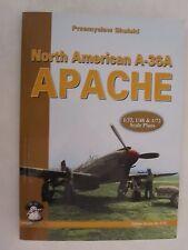 North American A-36A Apache by Mushroom Model Publications - Profiles & Photos