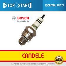 0241256513 BOSCH CANDELA D'ACCENSIONE AVVIAMENTO W3CC