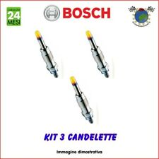 /> 2005 GN046 3 cilindri KIT 3 CANDELETTE AUDI A2 1.4 TDI 55KW 75CV DAL 2000
