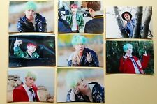 BTS Bangtan Boys Butterfly Dream Exhibition Live Photo Suga Set (8) Reproduction