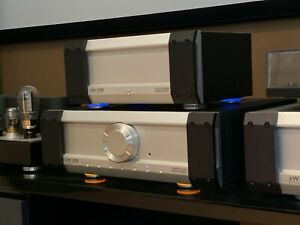 [Rare] Musical Fidelity Limited Edition kW 500 Dual Mono Integrated Amplifier