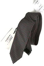 Gucci Twill 100% Silk Tie Green Red Made in Italy NWT SOLD OUT