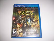 Original Box Case for Sony PlayStation Vita - Dragon's Crown