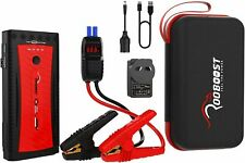 Jump Starter 1500a Peak Ultimately Safe Car USB Quick Charge 3.0 Smart Rooboost