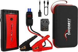 Jump Starter USB Quick Charge Smart Ultimate Safe Car ROOBOOST RB-1500 Powerbank