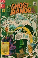 Ghost Manor 2nd Series #8  Charlton Comics 1972