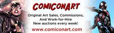 Ed Benes - New 2011 COMICONART SKETCHBOOK! Original Art