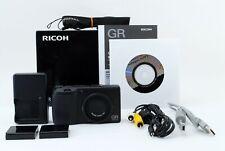 Ricoh GR Digital II 10.1MP Digital Camera Black 1999 shots  From Japan [Exc+++]
