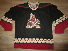 Phoenix Arizona Coyotes Picasso NHL CCM Yotes Hockey Jersey XL mens