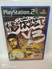 New listing NBA Street V3 / PlayStation 2 / PS2 / PAL COMPLETE WITH Manual