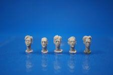 Resin Kit 382 1/35 Character Head Set