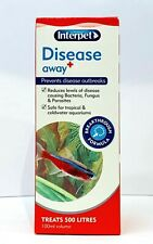 Interpet Disease Away- Prevents Disease Outbreaks 100ml