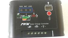 12V/24V 10A PWM Solar power intelligent PV controller