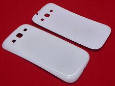 für Samsung Galaxy S3 i9300 i9305 Akkudeckel Deckel Rückschale Schale Back Cover