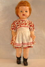 Saucy Walker by Ideal in Red and White Dress