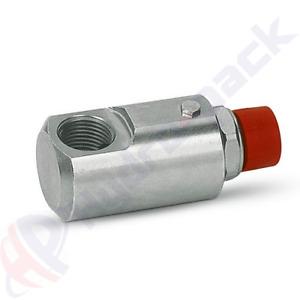Hydraulik Druckbegrenzungsventil VMP 1//2  V0710  10-180 bar