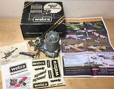 Webra Speed 61F SPEED Ringed 10cc RC Engine NIB