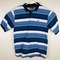 South Pole Authentic Collection Colorful Vintage Polo Shirt Size Medium