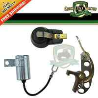 ATK6FFR NEW Ford Tractor Ignition Kit with Points Condenser Rotor 8N 9N 2N