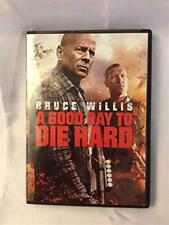 New listing A Good Day to Die Hard [Dvd] - Dvd - Very Good - Bruce Willis- - 1 - R (Restric