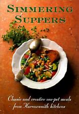 Simmering Suppers : Classic and Creative One-Pot Meals from Harrowsmith...