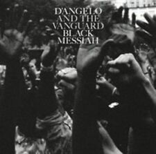 Black Messiah * by D'Angelo/D'Angelo and the Vanguard (CD, Dec-2014, RCA)