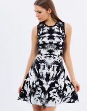Stretch Short Dresses A-Line