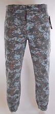 2015 NWT MENS ELEMENT CONROY PANTS $60 32 canteen multi elastic ankle cuffs