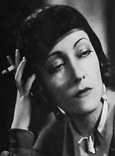 GLORIA SWANSON close up Grande Poster Art Print Lf3762