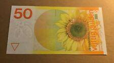 NETHERLANDS - 1982 50 Gulden P. 96 UNC - RARE
