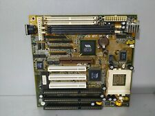 CHAINTECH 5AGM M101 190 Socket7 motherboard, working condition!!! AT format