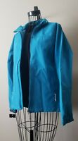 New* Black Diamond Women's Teal blue Fleece Full Zip Jacket Size M