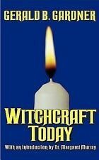 Witchcraft Today by Gerald Gardner 50th Anniversary Wicca Wiccan Magick