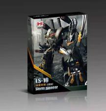Transformers LS-10 tank model noisy robot enlarged version