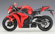 Welly Modèle réduit de moto Miniature Honda CBR1000RR 1/10 NEU
