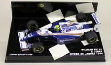 Minichamps 1/43 Scale 430 941002 Williams FW 15 Estoril A Senna Diecast F1 Car