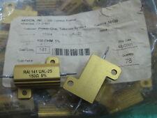 Riedon UAL-250 56-ohm 250W 1/% Aluminum Housed Wirewound Resistor