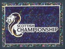 TOPPS 2013/14 SCOTTISH P.F.L- #002-SCOTTISH CHAMPIONSHIP-BLUS & SILVER FOIL