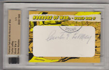2011 Horrors of War CURTIS LeMAY Auto 1/1 WWII Cold War - Bombs Away LeMay SAC