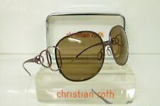 Originale Sonnenbrille CHRISTIAN ROTH Titan CR14263P PU