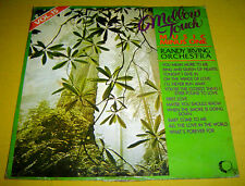 PHILIPPINES:RANDY IRVING ORCHESTRA - Mellow Touch Minus One Vol.14 LP,RARE,OPM