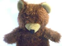Gerber GRIZZLY Bear Plush JUMBO Teddy Stuffed Animal Atlanta Novelty USA 32'