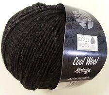 Lana Grossa Cool Wool Fb.444 Anthrazit 50g