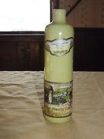 VINTAGE  OLD 1973 MOSELLE GERMANY  FRIEDRICH SCHNEIDER STONEWARE WINE BOTTLE