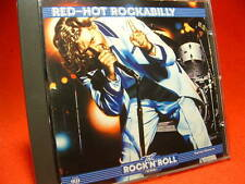 TIME LIFE  The Rock N´ Roll  Era   RED HOT ROCKABILLY   TL 516 / 24  CD  TOPP *