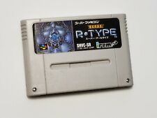 Super Famicom R-Type Japan SFC game US Seller