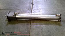 SMC CDNA2F80TF-700-D, PNEUMATIC CYLINDER, AUTO-SWITCH, ROD FLANGE #232494