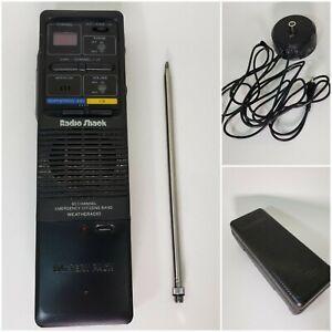 Radio Shack TRC-460 40-Channel Road Emergency 2-Way CB Radio vintage