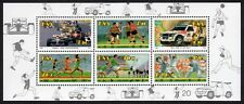 South Africa: Sports; complete unmounted mint (MNH) miniature sheet